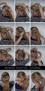 step to step hairstyles for medium hairs 20 beautiful hairstyles for long hair step by step pictures