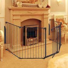 Fireplace Child Safety Gate by Baby Safety Gates Ebay