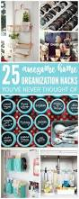 25 home organization hacks you u0027ve never thought of