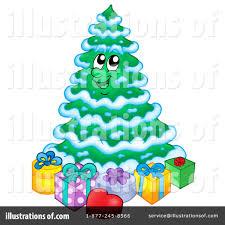 christmas tree clipart 221787 illustration by visekart
