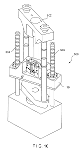 patent us7540201 crosshead design for universal testing machine patent drawing