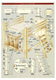 Do It Yourself Bunk Bed Plans Pdf Woodwork Diy Bunk Bed Plans Diy Plans The Faster