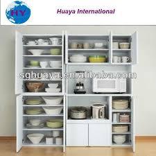 free standing kitchen storage best 25 free standing pantry ideas