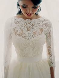 Wedding Dress Lace Sleeves Gorgeous Wedding Dresses With Sleeves Naf Dresses