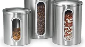 kitchen counter canisters smart ideas for kitchen storage sunset