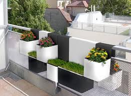just let me slip something on over my balcony urban gardens