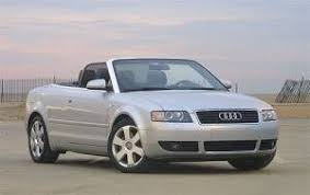 audi a4 coupe convertible used 2004 audi a4 for sale pricing features edmunds