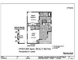 hp on floor plan nantucket 4 shore homes u0026 realty