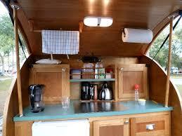 Extra Kitchen Counter Space by Wood Teardrop Camper Kitchen Tinycamper U0027s Blog