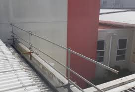 Temporary Handrail Systems Atf Services Industrial U0026 Commercial Edge Protection Systems