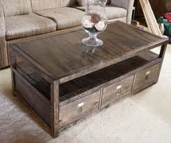 Plans For Wooden Coffee Tables by Best 25 Diy Coffee Table Ideas On Pinterest Coffee Table Plans