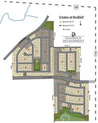 portfolio archive shaddock development company estates at rockhill in frisco tx layout