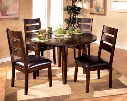 Round Dining Room Table For 8 Round Dining Room Table Provisionsdining Com