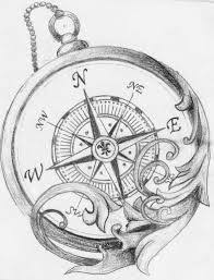 the 25 best simple compass tattoo ideas on pinterest compass