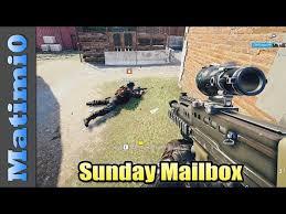 siege hello airburst gadget sunday mailbox rainbow six siege battlefield v
