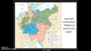 Unification Of Germany Map by Chapter 23 Age Of Nationalism German Unification Youtube