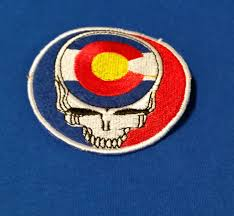Maryland Flag Vinyl Steal Your State Colorado State Flag Grateful Dead Style