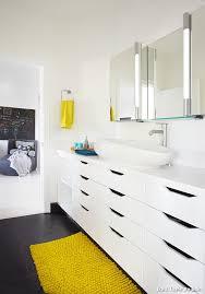 ikea tapis de cuisine tapis de cuisine ikea ikea rorholt tapis tiss plat noir blanc x cm