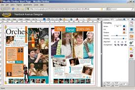 yearbook website yearbook digital arts