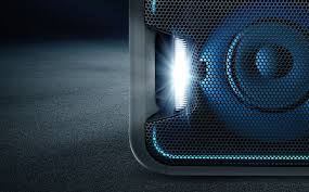 bluetooth speaker dj system with lights gtk xb7 sony us