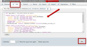 sql create table primary key autoincrement topic add error frequently asked questions wpforo support forum