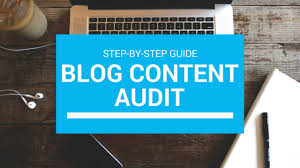 step by step blog content audit guide turner web services