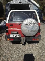 daihatsu feroza daihatsu feroza 1 6i el 4wd 4x4 1991 used vehicle nettiauto