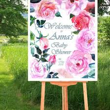 baby shower welcome sign shop welcome baby shower signs on wanelo