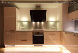 best led under counter lighting kitchen cabinet options in designs