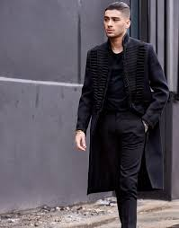 zayn malik stuntin for the sunday times style issue high fashion