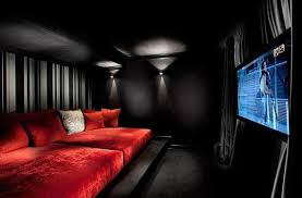 Theatre Room Design - a showcase of really cool theater room designs