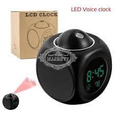 Talking Clock For The Blind Talking Clock Ebay