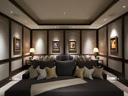 Home Theater Decor Packages by Downlights At Their Best When Lighting Artwork Furniture