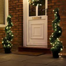 Battery Powered Outdoor Lights Christmas