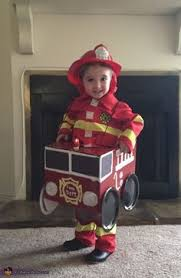 Toddler Halloween Costumes Boys 20 Diy Fireman Costumes Ideas Brother