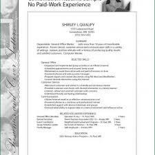 no work experience resume template basic resume template no work experience copy resume templates for