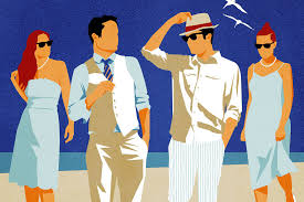 Comfortable Dress Code Wedding On The Beach How To Dress Formal Wsj