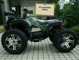 peugeot atv 2200w electric farm style quad bike atv off road in wirral