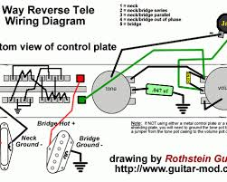 delightful mod garage how to wire a stock tele pickup switch