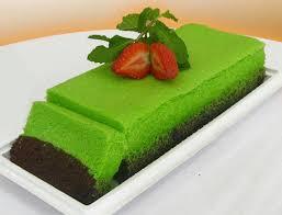 cara membuat brownies kukus simple resep mudah kue brownies kukus pandan coklat sederhana menu resep kue
