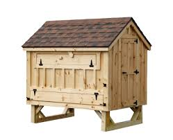Chicken Coop Floor Options by Craftsman 3x4
