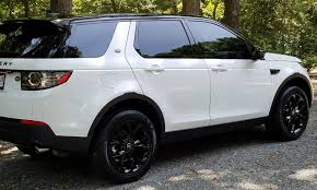 white land rover discovery sport new 2016 discovery sport hse lux owner here in southern maryland