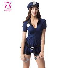 Policeman Halloween Costume Buy Wholesale Police Halloween Costumes Women
