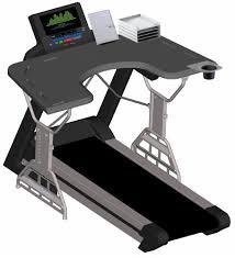 Standing Treadmill Desk by Best Treadmill Desk Reviews 2017 Top Walking Workstations