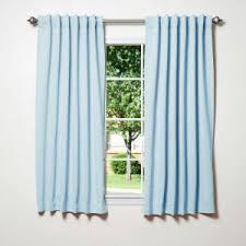Baby Blue Curtains Baby Nursery Decor Blue Blackout Curtains For Baby Nursery