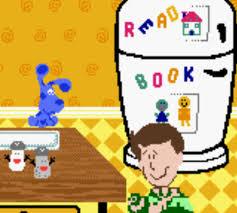 blue u0027s clues blue u0027s alphabet book game giant bomb reviews