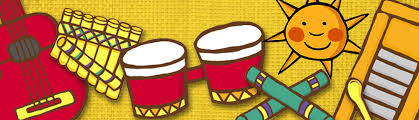 Musical Instruments Crafts For Kids - 14 world music instruments that can be made from recycled
