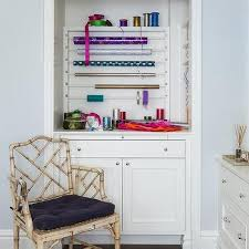 gift wrapping paper storage design ideas