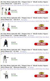 bbts news new black series in stock yodasnews com u2013 star wars