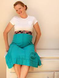 maternity skirt diy maternity skirt craft snob